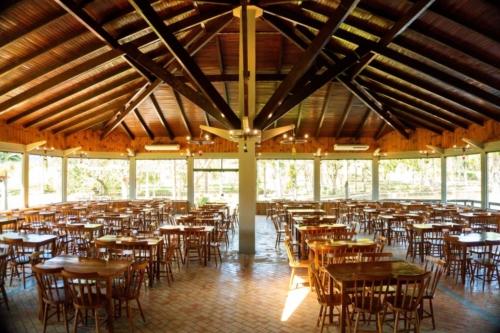 Restaurante - Fazenda Brisa do Mar