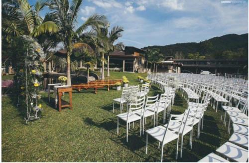 Casamento B - Fazenda Brisa do Mar