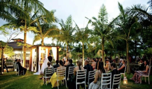 Casamento C - Fazenda Brisa do Mar