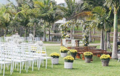 Casamento - Fazenda Brisa do Mar